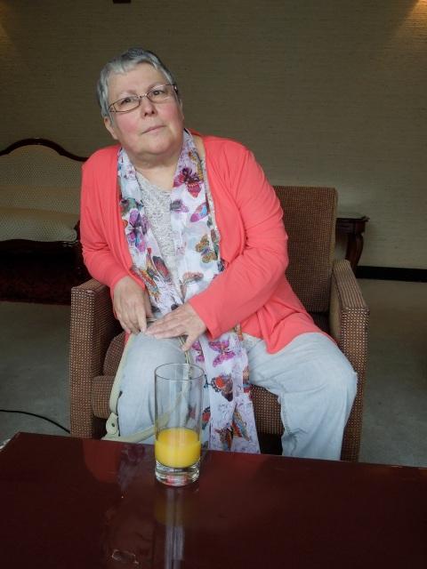 Nicole Naert zal de weerslag van de besparingen op het personeel van de provincie toelichten