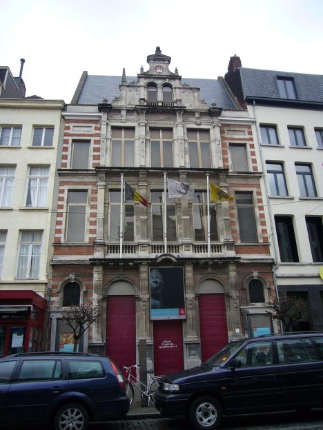 Het vroegere Etnografisch Museum op de Suikerrui: sinds 2007 geen kandidaat kopers...