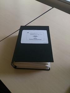 Het 15 centimeter dikke 'dossier De Koepel'