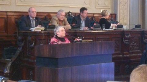 Als gewezen vakbondssecretaris voor de Openbare Diensten zet PVDA-provincieraadslid Nicole Naert zich met hart en ziel in voor de jobs en de rechten van het provinciepersoneel.