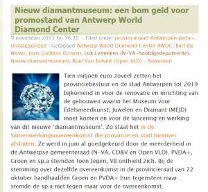 blog provincieraad KM10
