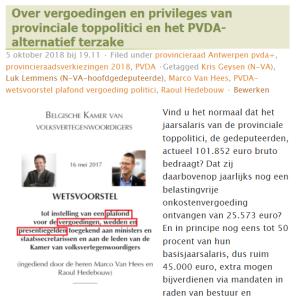 blog provincieraad KM9